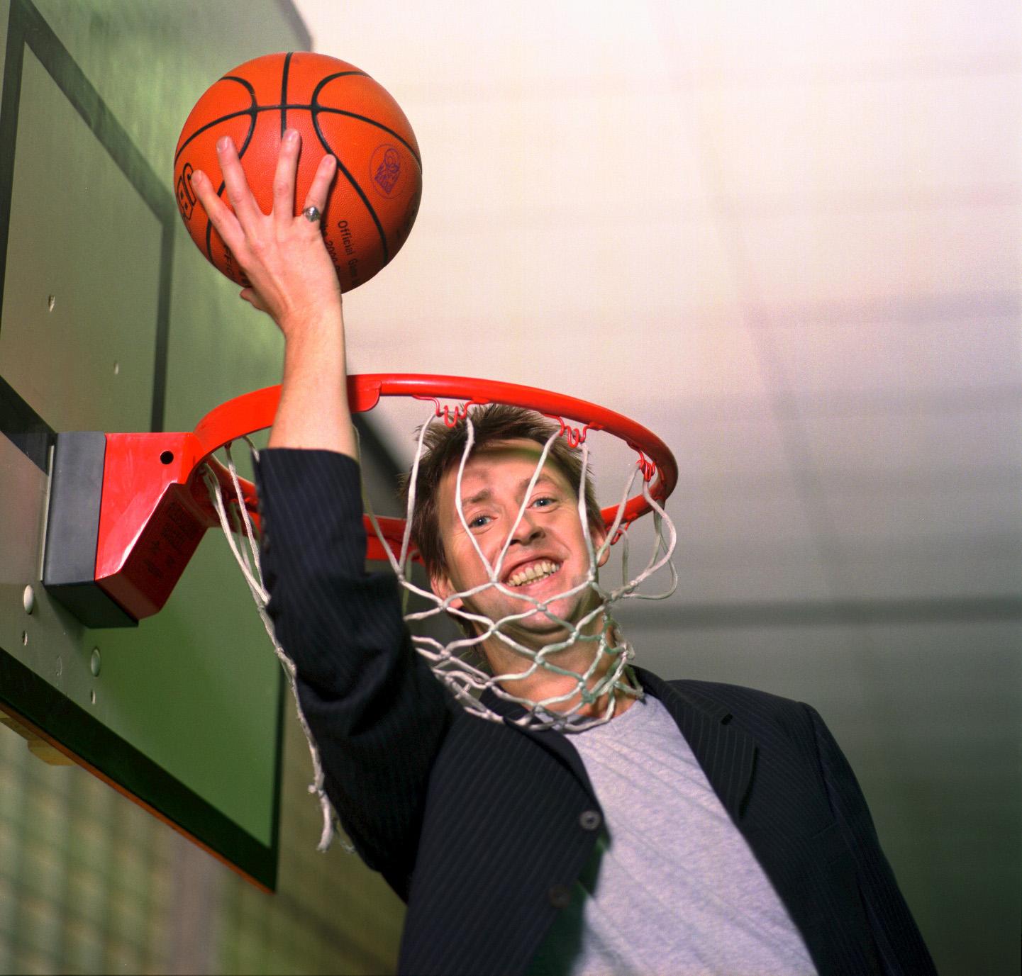 Lou Richter Basketball